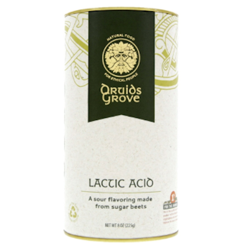 Acid : Lactic Acid Powder