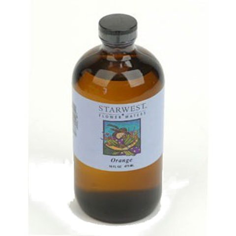 Orange Blossom Flower Water 16oz