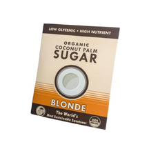 Coconut Sugar, Blonde Organic, 1000ct Packets