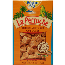 La Perruche Rough Cut Caramelized Sugar Cubes