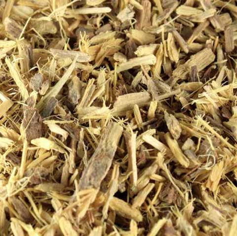 Licorice Root Pieces, Cut and Sifted, Organic