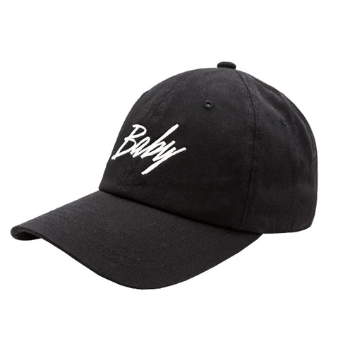 BABY Dad Hat - Black