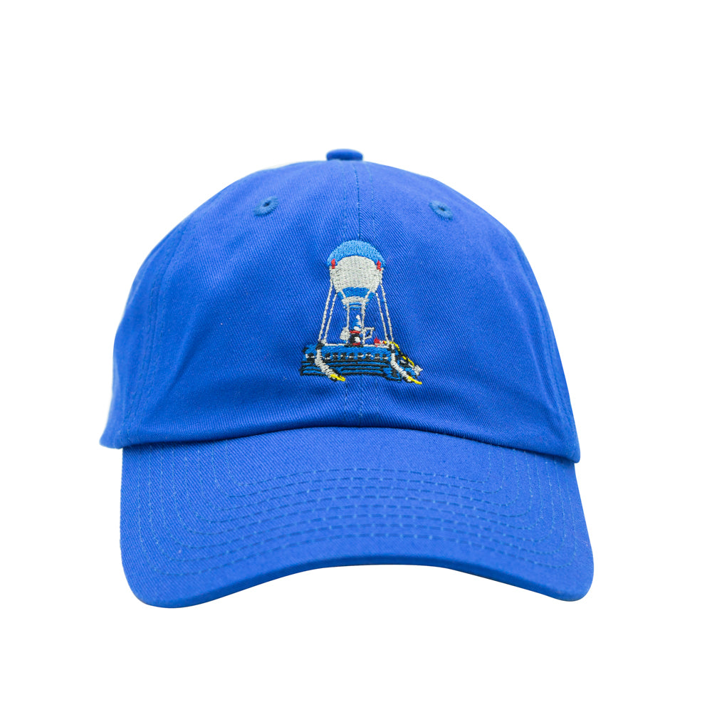 Bus Dad Hat - Royal Blue