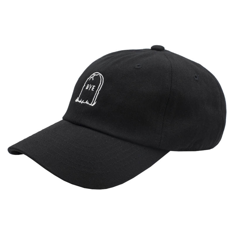 BYE Dad Hat - Black