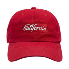 Load image into Gallery viewer, California Dad Hat - Red