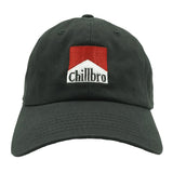 Chillbro Dad Hat - Black