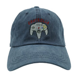 Controlla Dad Hat - Denim Blue