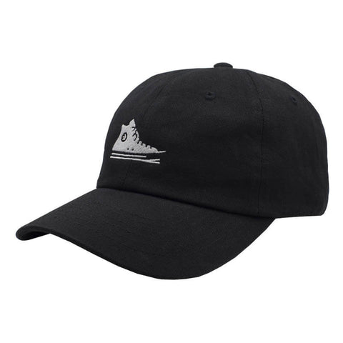 Chuck Dad Hat - Black