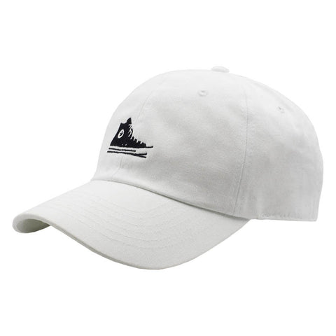 Chuck Dad Hat - White