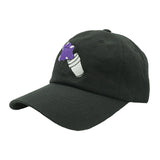 Ditto Cup Dad Hat - Black