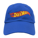 Dat Way Dad Hat - Royal Blue