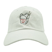 Load image into Gallery viewer, Fook Yu Dad Hat - White