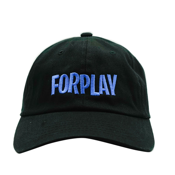 Forplay Dad Hat - Black