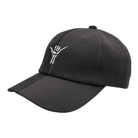 Hang Loose Dad Hat - Two Tone Black/Grey