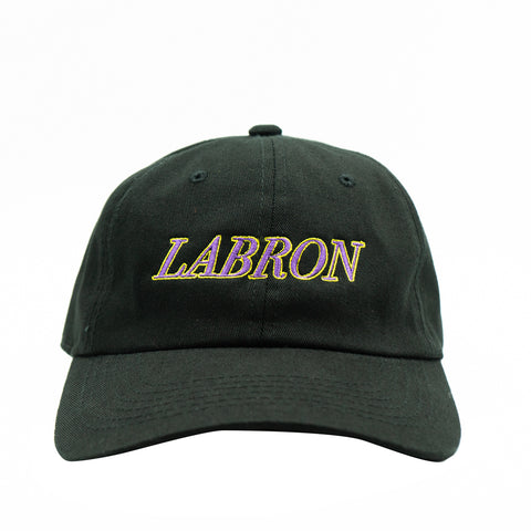 LABRON Dad Hat - Black