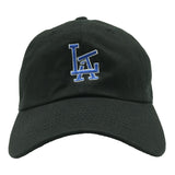 LA Lit Dad Hat - Black