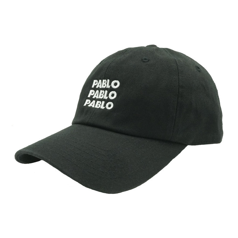 Pablo Dad Hat - Black