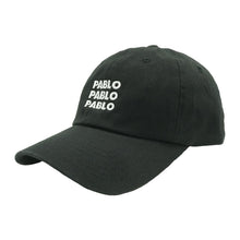 Load image into Gallery viewer, Pablo Dad Hat - Black
