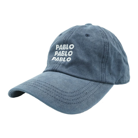 Pablo Dad Hat - Blue Denim - Chill Hat