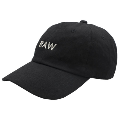 RAW Dad Hat - Black