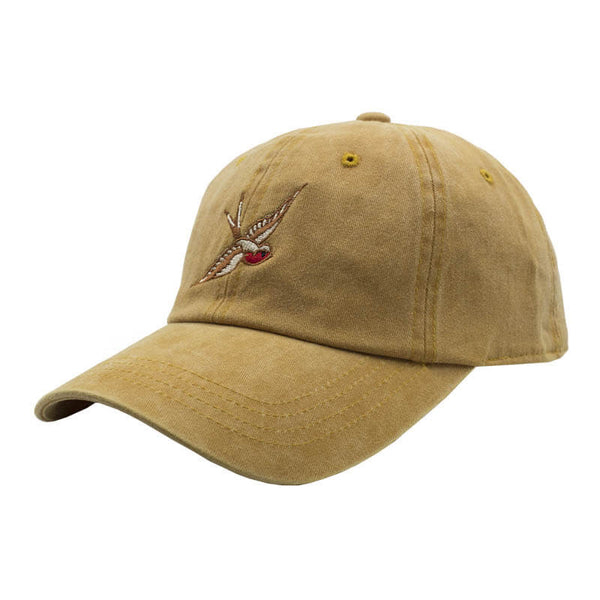 Sparrow Dad Hat - Mustard