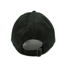 Load image into Gallery viewer, Key Dad Hat - Black - Chill Hat