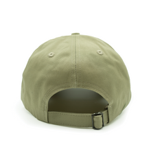 Load image into Gallery viewer, Smoke Meowt Dad Hat - Khaki