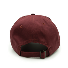 Load image into Gallery viewer, California Dad Hat - Maroon