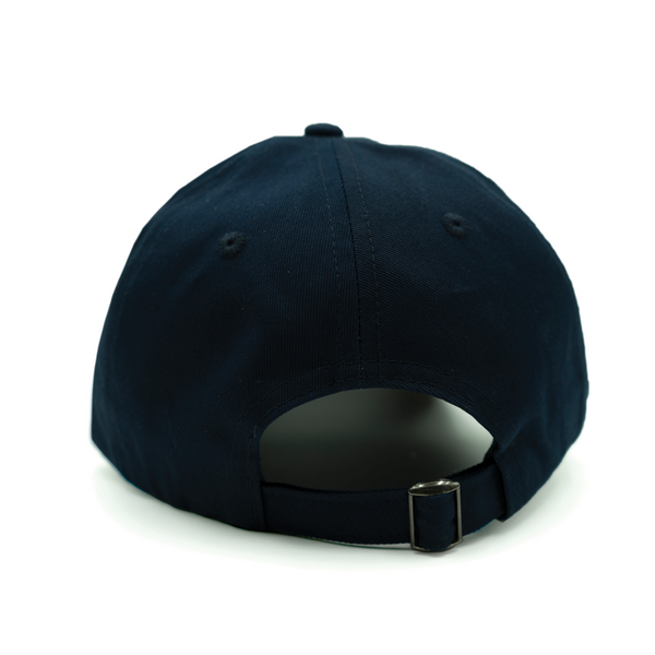 California Dad Hat - Navy - Chill Hat