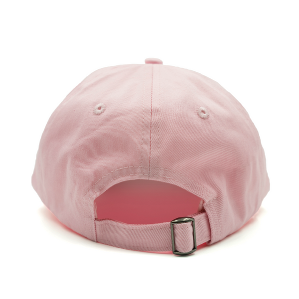 YASSS Dad Hat - Pink - Chill Hat
