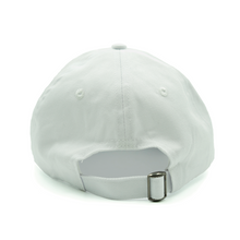 Load image into Gallery viewer, LA Lit Dad Hat - White