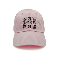Load image into Gallery viewer, Bad Hair Day Dad Hat - Pink - Chill Hat