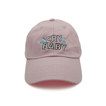 Load image into Gallery viewer, Cry Baby Dad Hat - Pink - Chill Hat