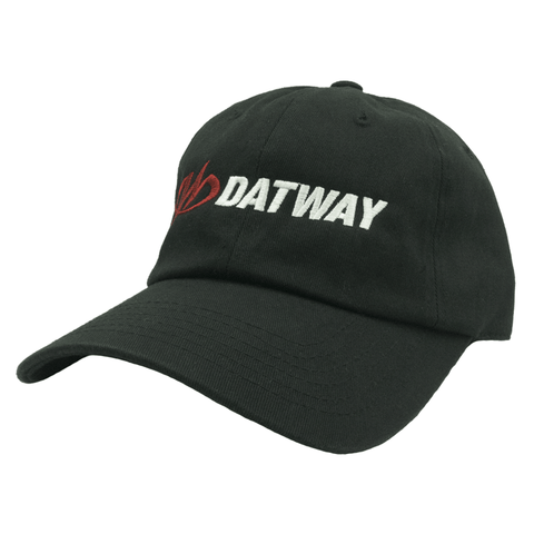 Datway Dad Hat - Black