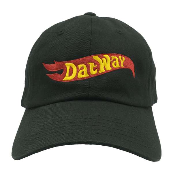Dat Way Dad Hat - Black