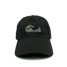 Load image into Gallery viewer, Dirty Sprite Dad Hat - Black - Chill Hat