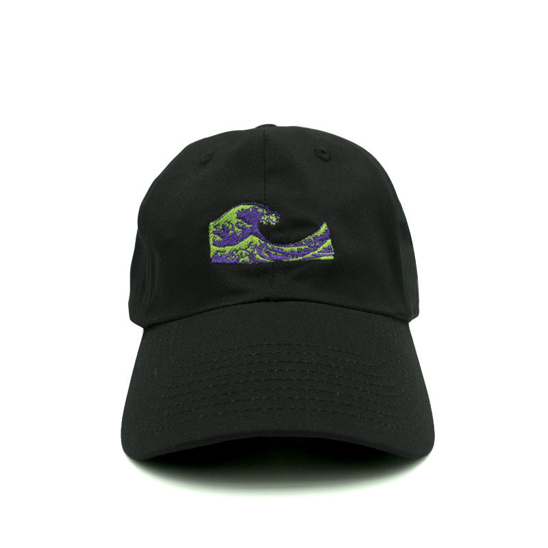 Dirty Sprite Dad Hat - Black - Chill Hat
