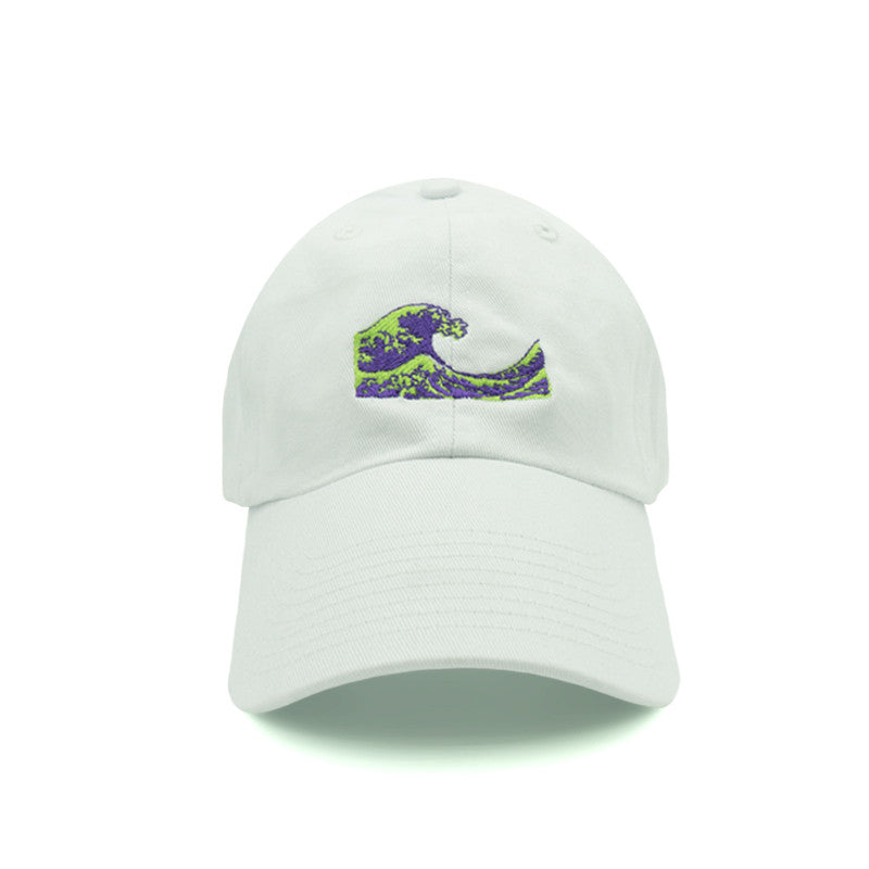 Dirty Sprite Dad Hat - White - Chill Hat