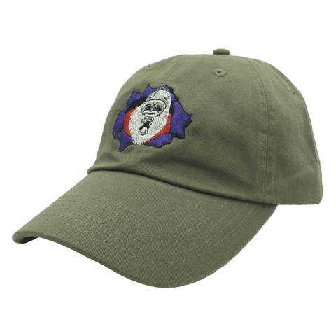 Harambe Dad Hat - Olive