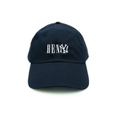 Henny Dad Hat - Navy - Chill Hat