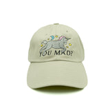 You Mad Dad Hat - Stone - Chill Hat