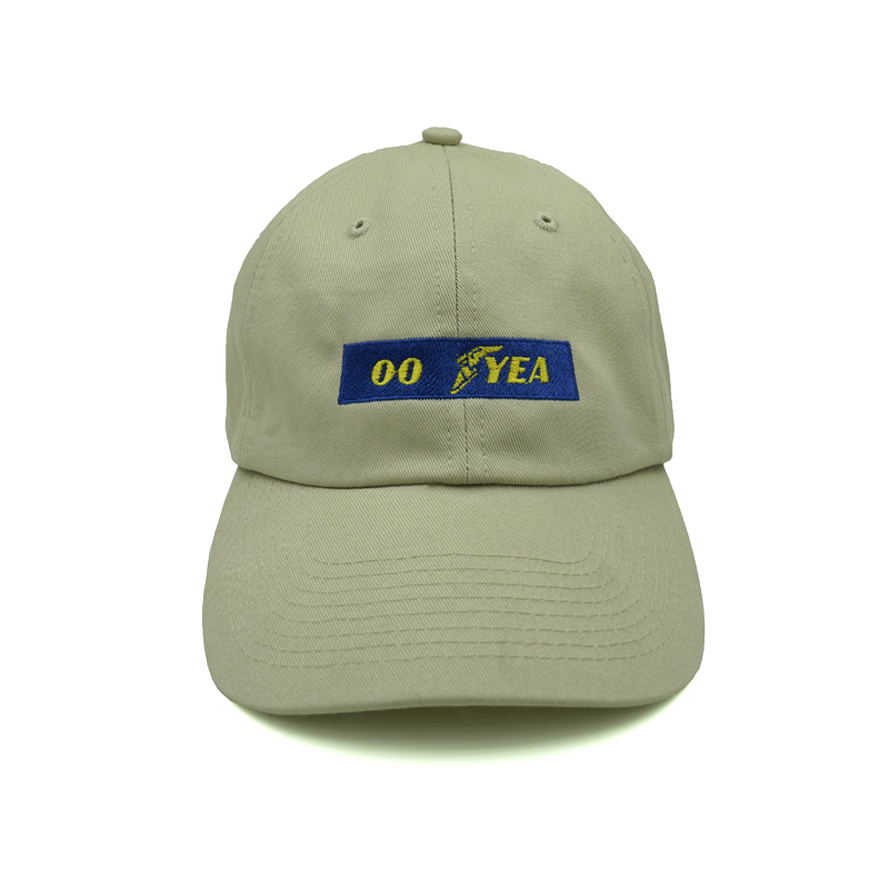 OO Yea Dad Hat - Khaki - Chill Hat