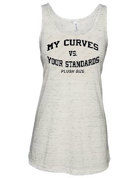 My Curves -VS- Your Standards - Plush Size Wear