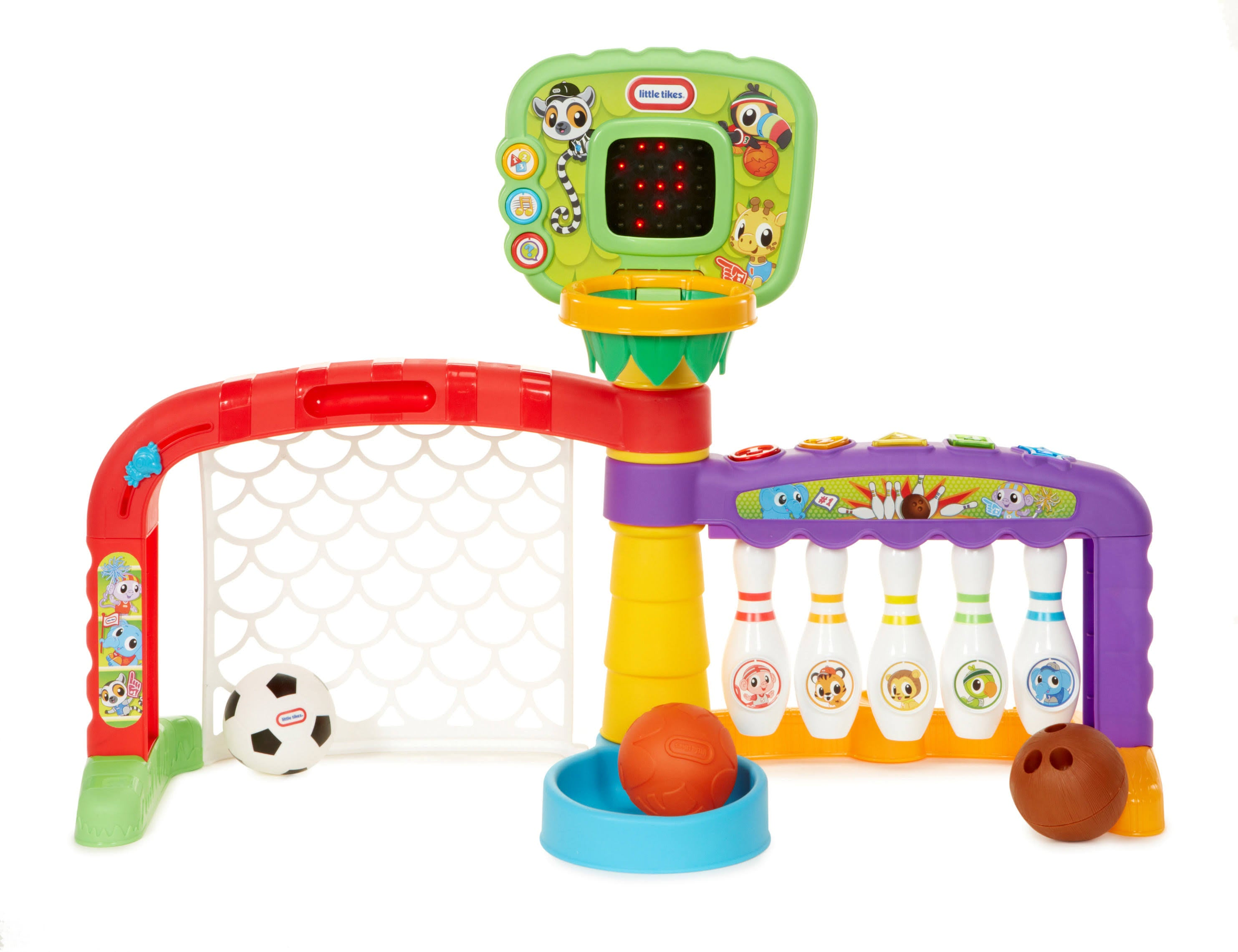 Little Tikes 3 in 1 Sports Zone – Yato Store