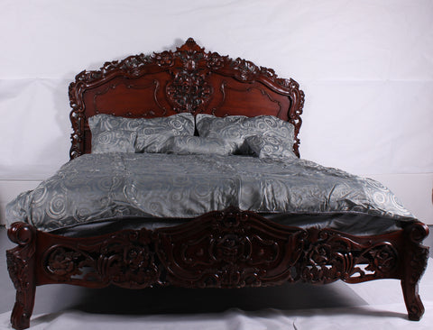 Racoco king size bed -RBK01