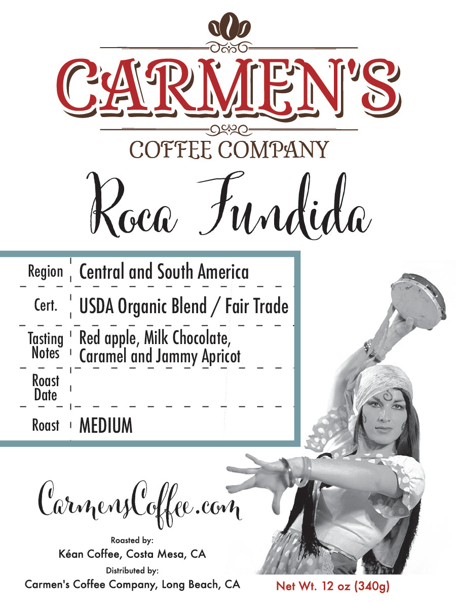 Featured Roast - Roca Fundida (12oz.)