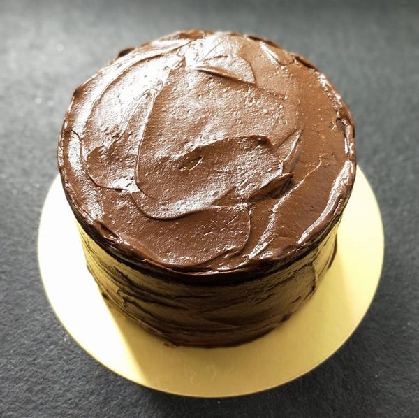 "Avocado Chocolate Mousse Cake (Gluten + Dairy + Nut Free) - ""Top Choice"""