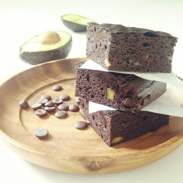 Original Avocado Brownies (Dairy Free) - Top Choice