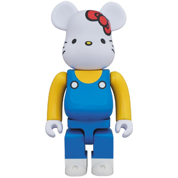 BE@RBRICK Hello Kitty Blue Version 400% - ActionCity