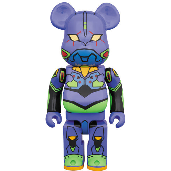 BE@RBRICK Evangelion Unit 01 1000% - ActionCity